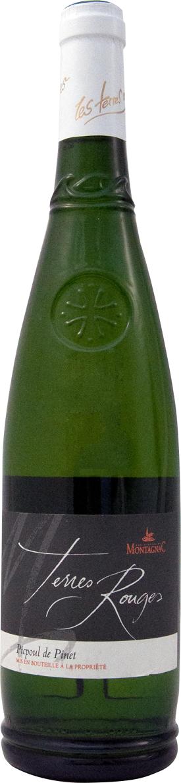 Bouteille de vin blanc Les Vignobles MONTAGNAC