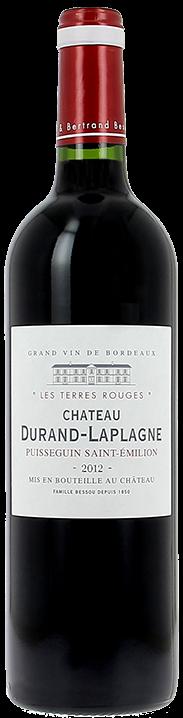 Bouteille vin rouge Durand-Laplagne